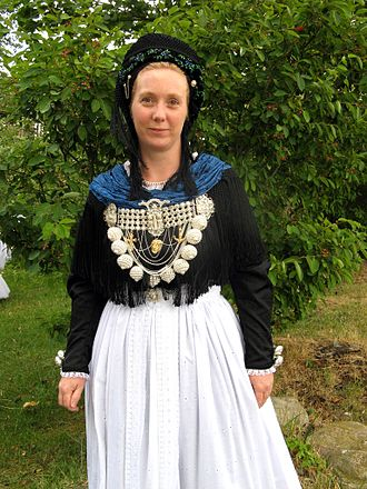Tracht - Image: Friesentracht