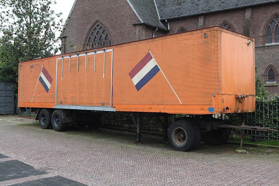Fruehauf truck Trailer