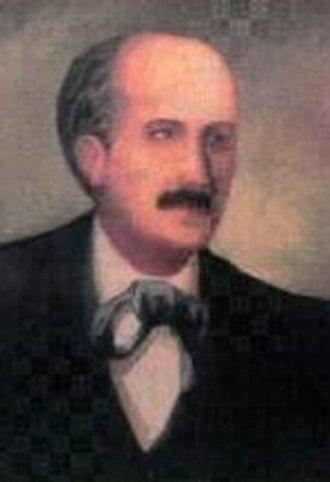 President of Nicaragua - Image: Fruto Chamorro