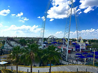 Fun Spot America Theme Parks - The 10 acre expansion to the renamed Fun Spot America Orlando park