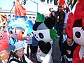 Fuwa at 2008 Olympic Torch Relay in SF 5.JPG