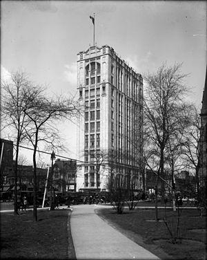 Fyfe Building - Fyfe Building, c. 1920