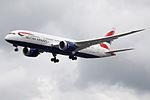 G-ZBJD Boeing 787 British Airways (14600822378).jpg