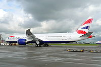 G-ZBKA - B789 - British Airways Ltd (2012–15)