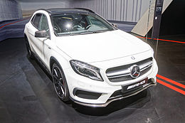 GLA 45 AMG 4matic - Mondial de l'Automobile de Paris 2014 - 005.jpg