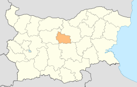 Gabrovo Province location map.svg