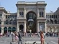 Galleria Vittorio Emanuele II - Milano 1.jpg