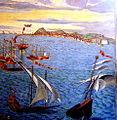 Galleria delle carte Geografiche - Musei Vaticani - veduta di Ancona.JPG