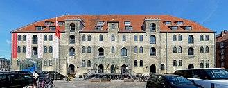 Gammel Dok (building) - Image: Gammel Dok panorama