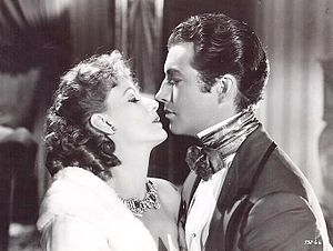 Camille (1936 film) - Greta Garbo and Robert Taylor