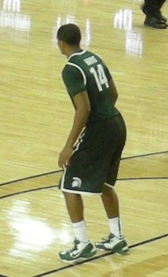 Gary Harris - Harris playing for Michigan State