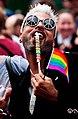 Gay pride Posing with lollypop (14533554264).jpg