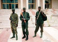 36 civila dodade i massaker i kongo