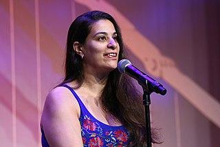 Maysoon Zayid comedian