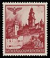 Generalgouvernement 1940 45 Burg Wawel in Krakau.jpg