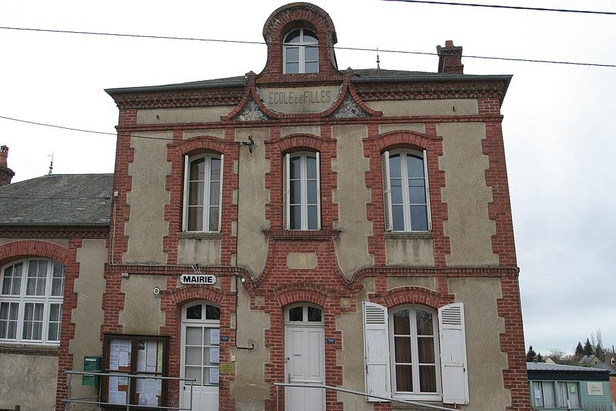 Mairie de Genneville.