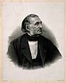 Georg Gottlob Richter. Line engraving by G. D. Heumann after Wellcome V0005010.jpg