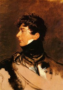 George IV, the Prince Regent of England,