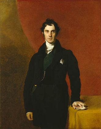 George Hamilton-Gordon, 4th Earl of Aberdeen - Image: Georgehamiltongordon aberdeen