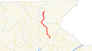 Georgia state route 197 map.png