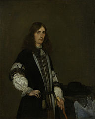 Portrait of François de Vicq (1646-1707). Burgomaster of Amsterdam for several terms from 1697 on