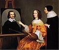 Gerard van Honthorst - Margareta Maria de Roodere and Her Parents - WGA11679.jpg