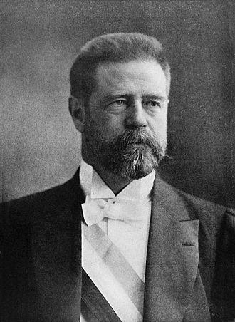 Germán Riesco - President Riesco (1906)