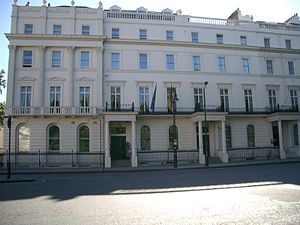 Embassy of Germany, London - Image: German Embassy London