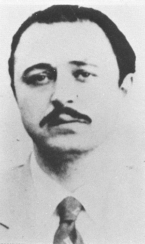 Operation Bolívar - An NSA photograph of Johannes Siegfried Becker.