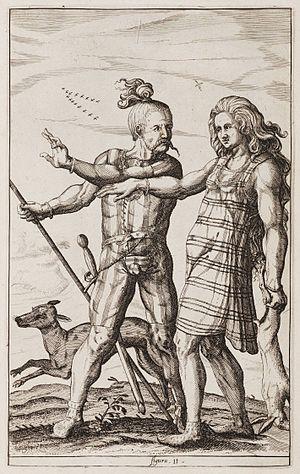 Philipp Clüver - Image: Germaniae antiquae, Plate 11, Clüver