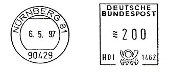 Germany stamp type PA16A.jpg