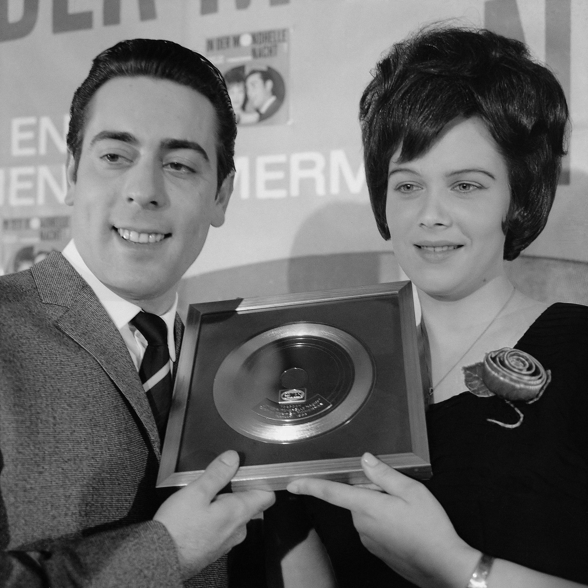 Gert en Hermien Timmerman (1966)