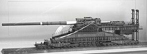 Größte Kanone Der Nazis