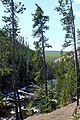 Gibbon Falls. Yellowstone NP. 01.JPG