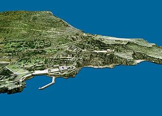O'Hara's Tower - Image: Gibraltar Model 1865 (10)