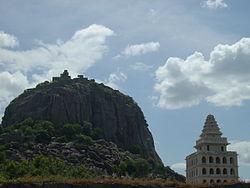 Gingee fort(Raja Desingu)