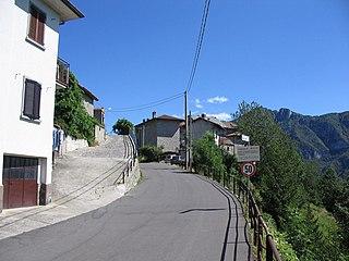 Blello Comune in Lombardy, Italy
