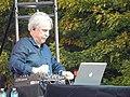 Giorgio Moroder @ Pitchfork, Chicago, 7 18 2014 (14753458585).jpg