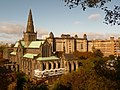 Glasgow, the cathedral and the Royal Infirmary - geograph.org.uk - 1535424.jpg