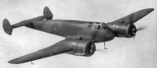 Gloster F.9/37 prototype fighter aircraft