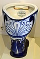 Gmunden - Kammerhofmuseum -Klo & So - WC The Combination von London & Paisley (cropped).jpg