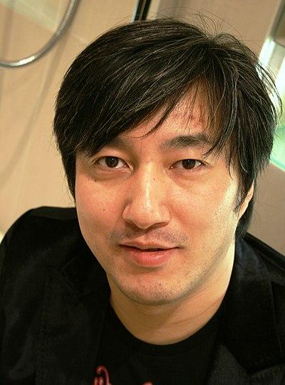 Picture of an author: Goichi Suda