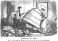 Going Out of Town. Punch, August 7th 1858.png