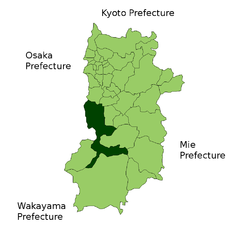 Gojo in Nara Prefecture.png