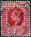 Gold Coast Stamp George V 1d 1908.jpg
