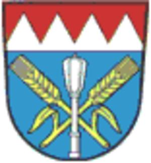 Gollhofen - Image: Gollhofen Wappen