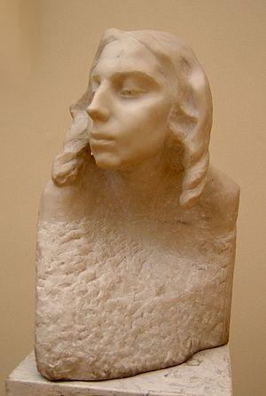 Anna Golubkina - Image: Golubkina Nikiforova Kirpichnikova