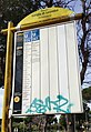 Gorgia di Leontini - Aristonico bus stop (Rome).jpg