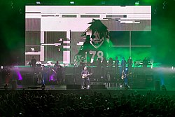 Gorillaz at Oslo Spektrum.jpg