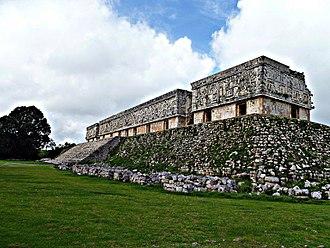 Uxmal - Governor's Palace